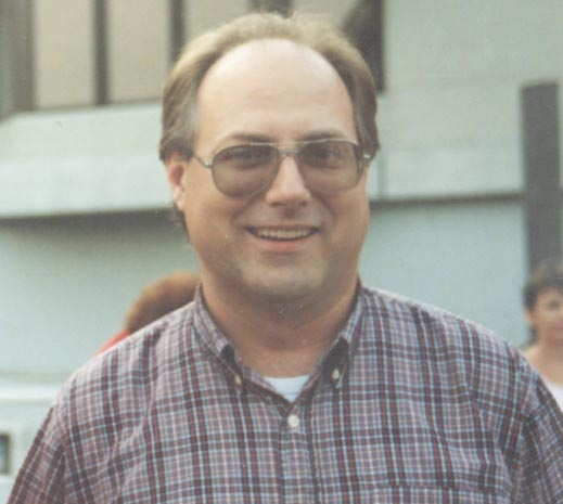 photo of Dave Reynolds, August 2004